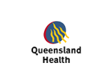 לוגו Queensland-Health